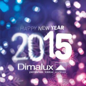 feliz 2015 dimalux