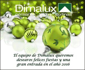 Feliz Navidad Dimalux