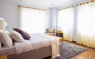 Trucos para limpiar tus cortinas