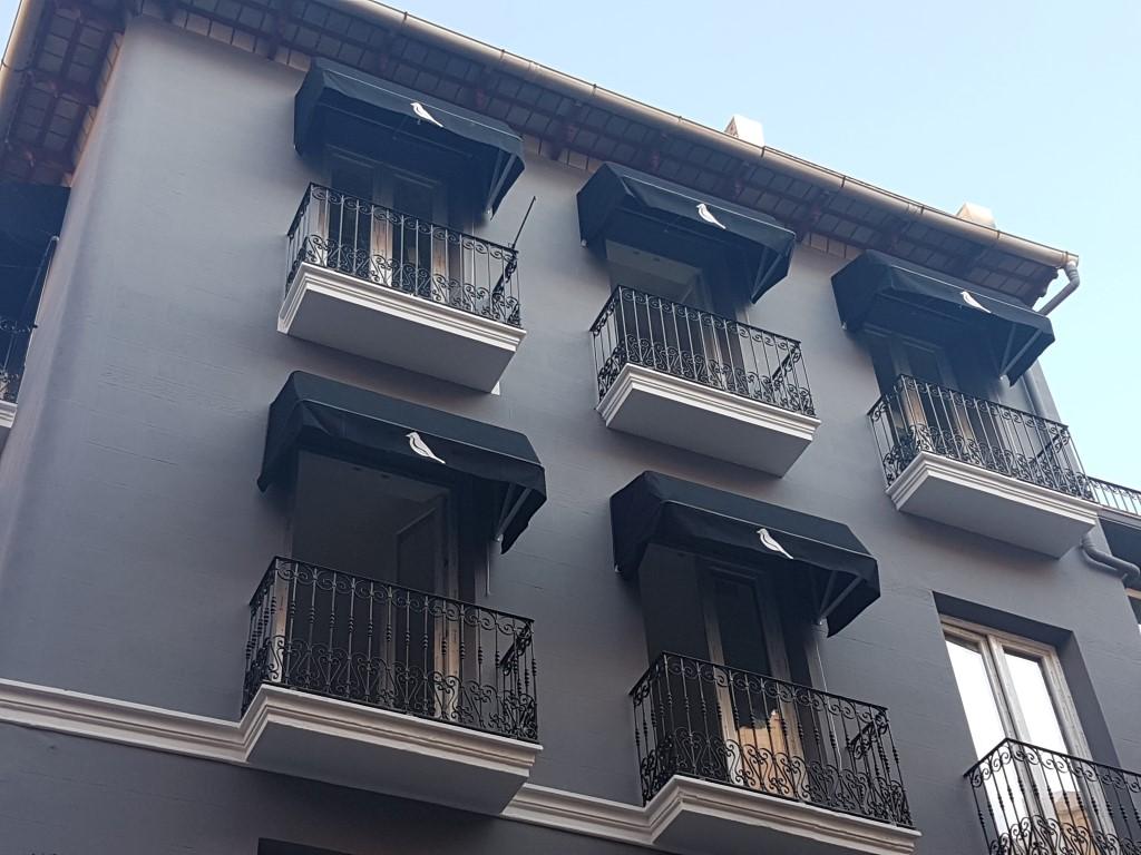 Toldo capota Alicante