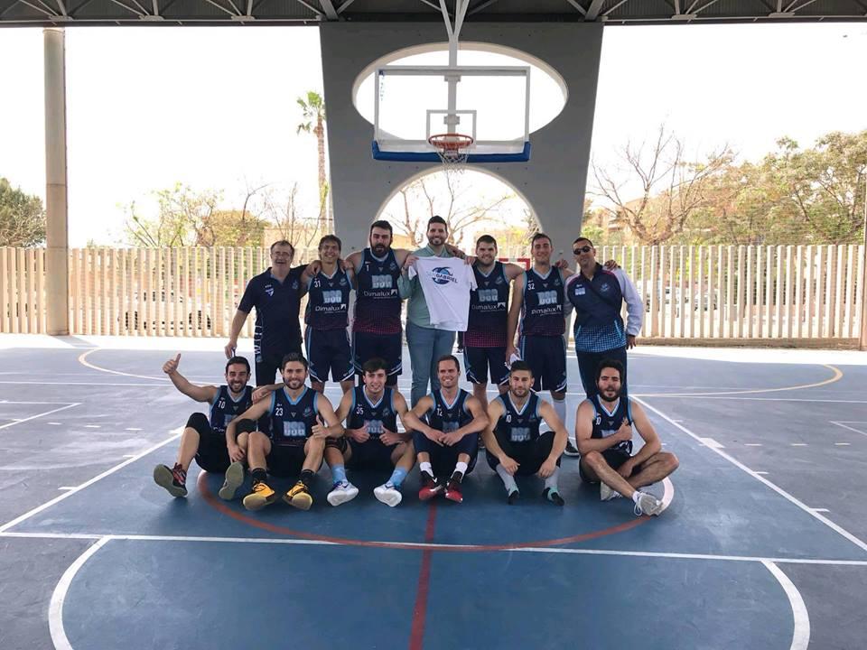 Dimalux Basquet San Gabriel ascenso senior