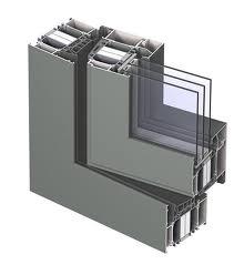 perfil de aluminio para ventanas